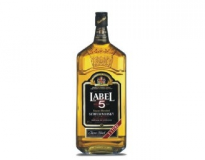 Label 5 Whisky 70 cl