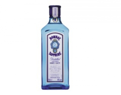 Bombay Saphire Gin 100 cl