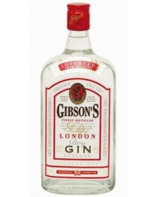 Gibson's Gin 70 cl