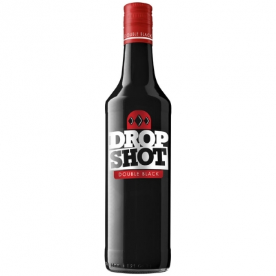 Dropshot Double Black 70 cl